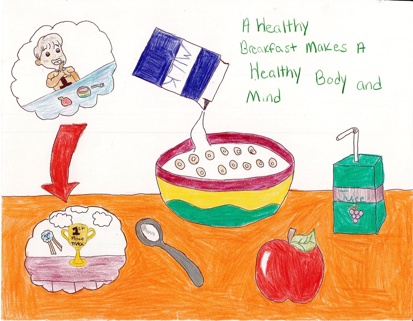 A Healthy Breakfast Leads to Successful Learning, by St. Nicholas School